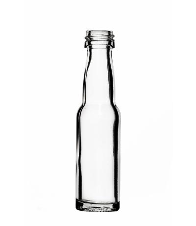 Portionsflasche rund 40 ml