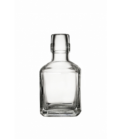 Cuboflasche quadratisch 200 ml