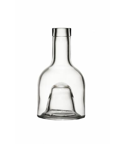 Stapelflasche rund Oberteil 200 ml