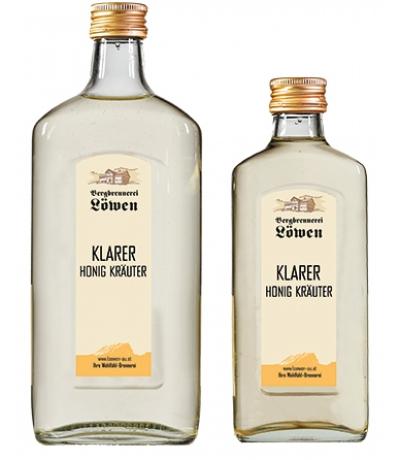 Klarer Honig Kräuter 32%