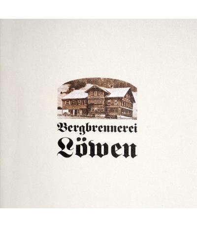 Löwen - Broschüre