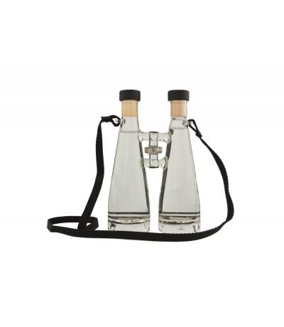 Fernglas 350ml mit schwarzem Trageband