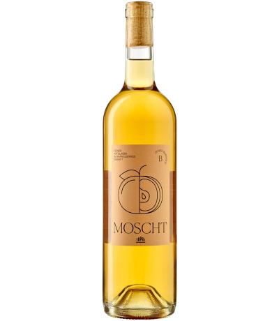 TOPRI Moscht – Feiner Apfelwein im Bar..