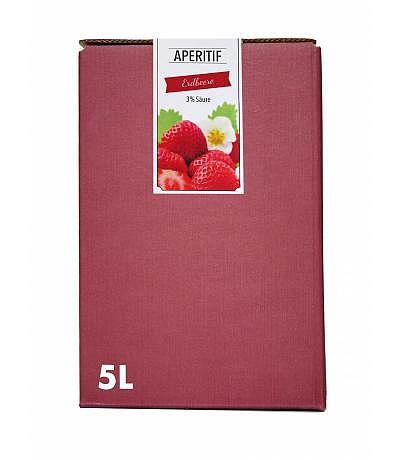 Erdbeer Gourmet-Aperitif