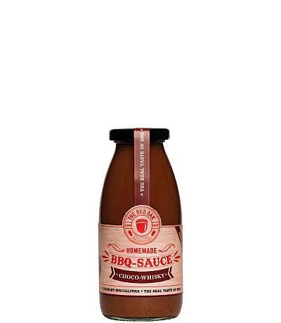 BBQ Sauce CHOCO WHISKY 275ml